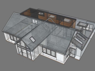 House Re-model Approved.