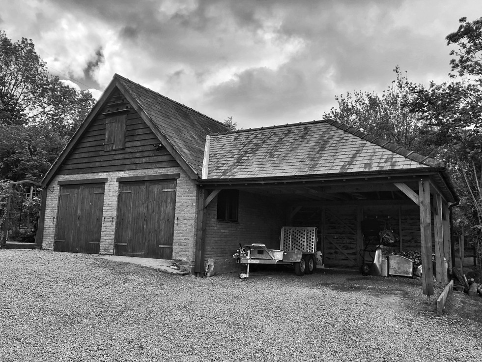 Conversion of Garage to Holiday Let Approved in Shropshire.