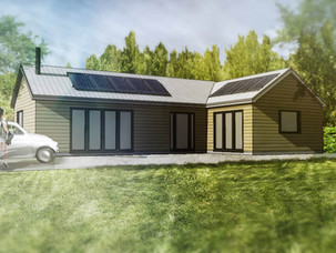 Approval will soon be Granted for New Build in the London Green Belt.