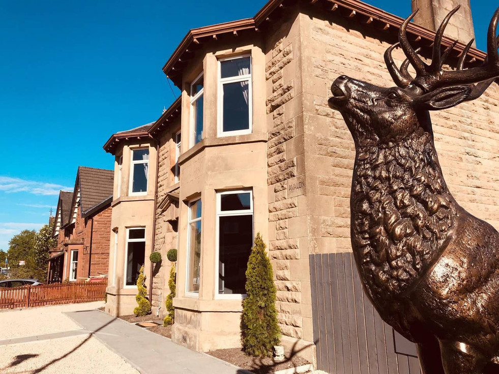Boutique Hotel Approved in Balloch, Scotland.