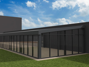 Wednesfield High School Extension receives approval.