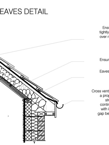 Approved Eaves Detail