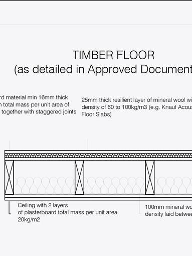 timber floor detail