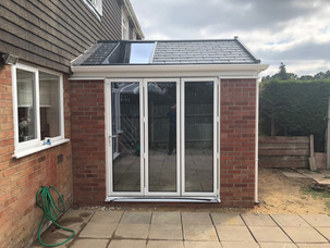 Extension completed in Norwich, Norfolk.