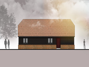 New House Approved in Garvestone.