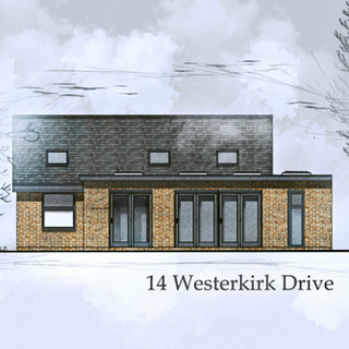 Extension Approved in Westerkirk Drive, Telford.