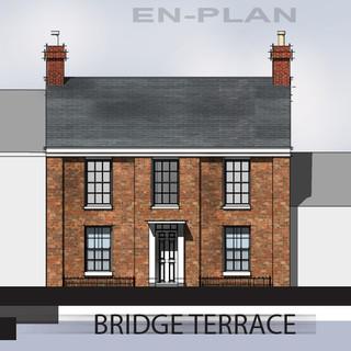 Bridge Terrace Listed Building Approval, Newport, Shropshire.