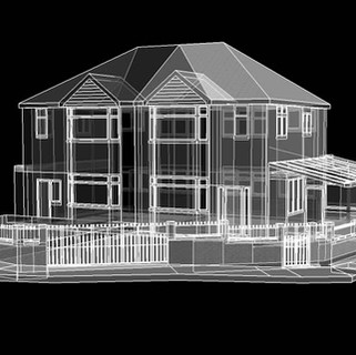 Extension and re-modelling application in Allesley, Coventry.