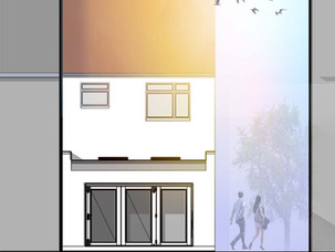 Prior Approval House Extension given the green light.