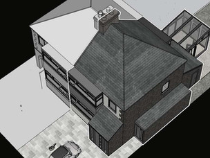 House Re-model Approved in Birmingham.