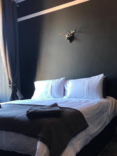 Bespoke bedroom accommodation.