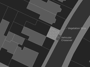 Vehicular Crossover Planning Application.