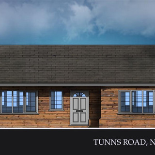 House Approved in Conservation Area - Necton, Norfolk.