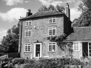 Oswald House Listed Building Consent.