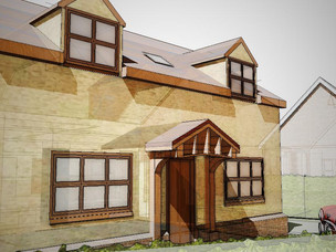 New House Approved in Hethersett, Norfolk.