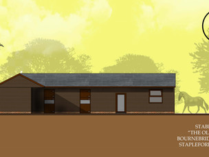 New Stable Block Planning Application