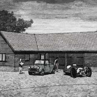 New Garage and Home Office Approved - Norfolk.