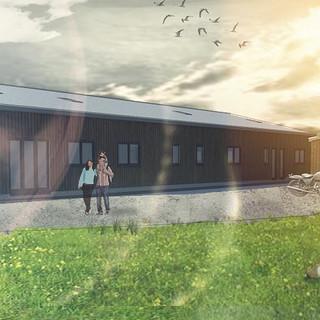Barn Conversion Project in Ellesmere, Shropshire.