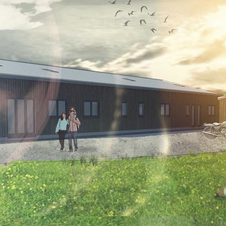 Technical Build Detail Approved for Barn Conversion in Ellesmere.