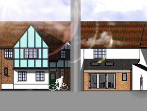 Change of UIse Planning Application Approved.