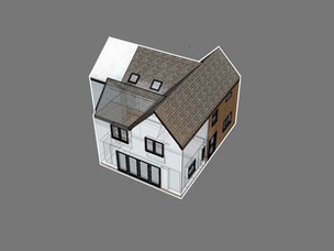 New Extension Approved in Conservation Area.