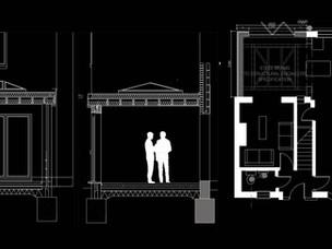 Building Regs Application in Copthorne, Shrewsbury.