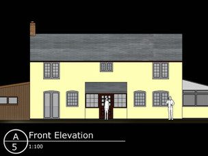 Family Bathroom Extension Approved.