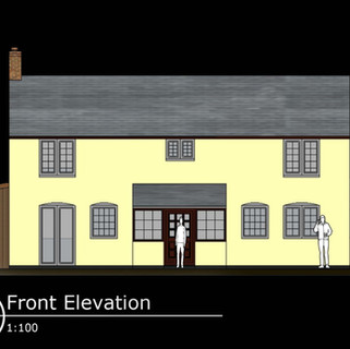 Certificate of Lawfulness Approved for new extension in the Shropshire Hills AONB.