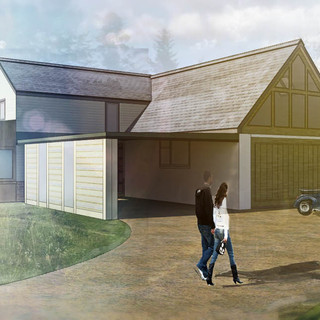 Building Regulations Application for Barn Conversion in Wem, Shropshire.