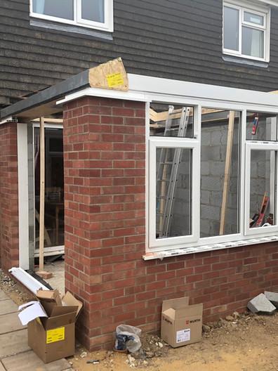 Construction 3 - House Extenion Norwich, Norfolk.