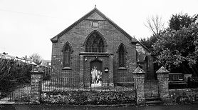 Broome Chapel, Sun Road, Broome, Norfolk.
