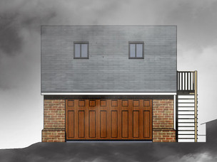 Garage and Workshop gain approval.