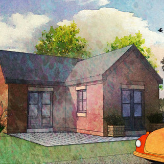 New Bungalow Approved in the Green Belt.