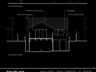 Householder Planning Application Submitted.