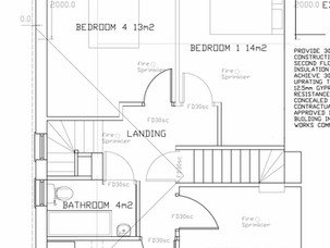 House extension approved in Hanley, Stoke on Trent.