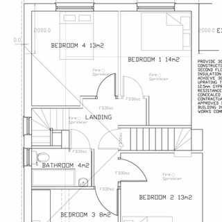 Approved First Floor Plan