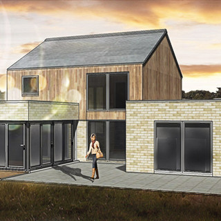 New House in Norfolk