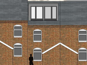 Loft Conversion and Extension Approved.