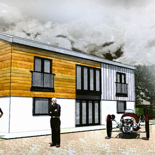 Barn Conversion Approved in Essex.