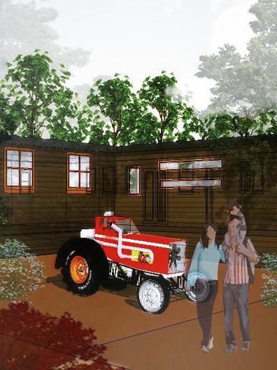 The Welfare Cabin