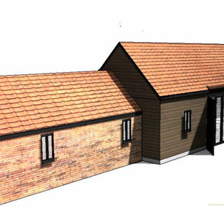 Approved Barn Conversion in Norfolk.