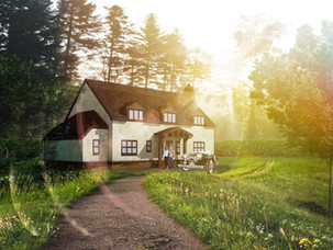 Planning Application or New House in Bridgnorth