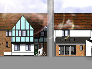 New Residential Unit Approved