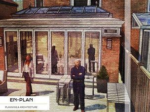 New Orangery application approved in Birmingham.