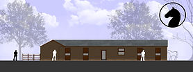 New Stable Block Approved in King's Lynn, Norfolk.