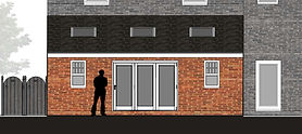 Prior Approval Home Extension given consent in Telford, Shropshire.