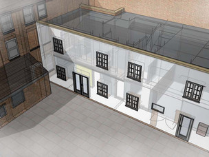 New Extension for Public House.