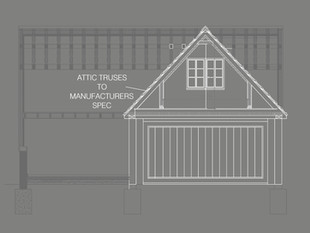Barn Extension and Conversion Approved in Wem, Shropshire.