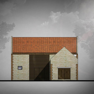 Conversion of barn approved in the Methwold Conservation Area.
