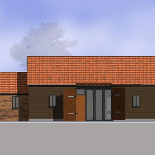 Barn Conversion Approved in Norfolk.
